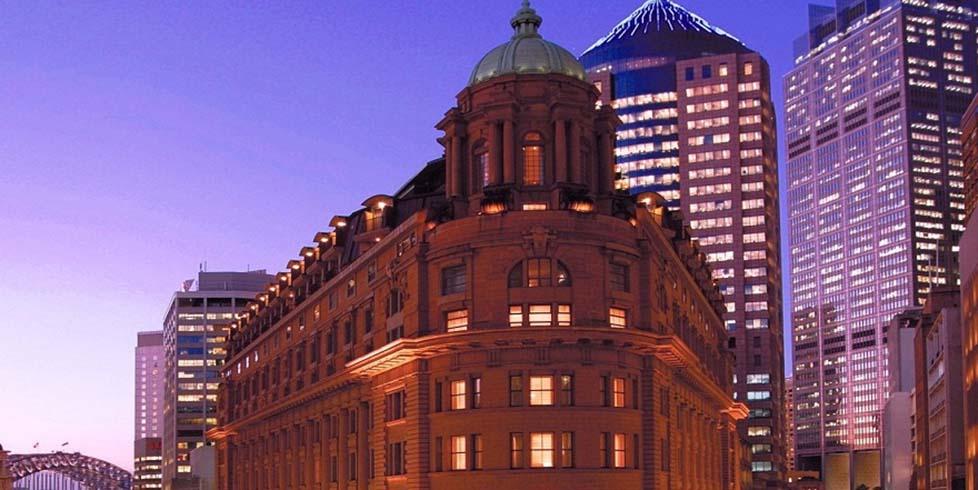 Plaza hotel sydney