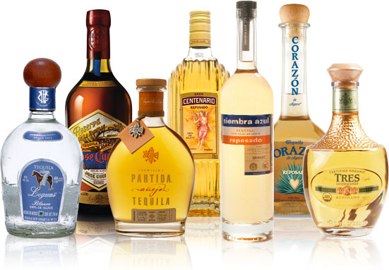 Tequila - basis of Margarit