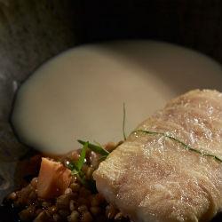 Rockpool seafood restaurant Sydney